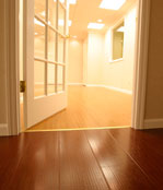 Basement flooring - Wilmington and Greater Fayetteville