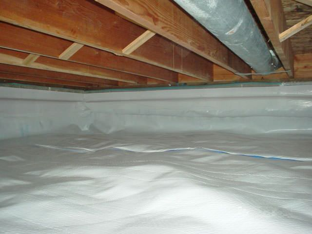 Crawl Space Repair Wilmington Fayetteville Greenville Crawl Space