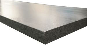 SilverGlo™ crawl space wall insulation available in Hope Mills