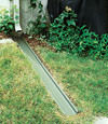 gutter drain extension installed in Rocky Point, North Carolina